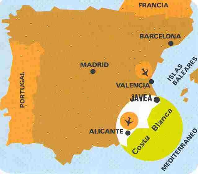 Appartements, villas, maisons de l'Espagne, les images de son habitat
